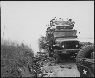 Operation Big Switch Korean War repatriation of prisoners