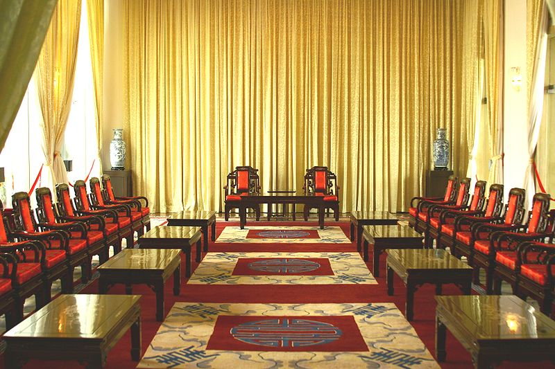 Tập tin:Reunification Palace - Vice-Presidents reception room 1.JPG
