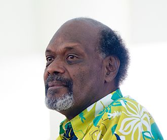 Prime Minister of Vanuatu - Image: Rialuth Serge Vohor (Imagicity 1307) (cropped)