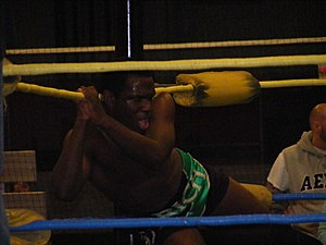 Rich Swann - Swann at a CZW show in October 2010