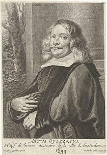 Richard Collin - Portrait of Artus Quellinus the Elder.jpg