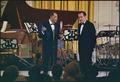 Richard M. Nixon presenting the Presidential Medal of Freedom to Duke Ellington. - NARA - 194289.tif