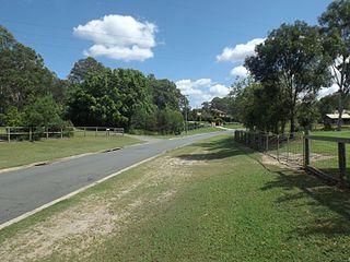 Bannockburn, Queensland Suburb of Logan City, Queensland, Australia