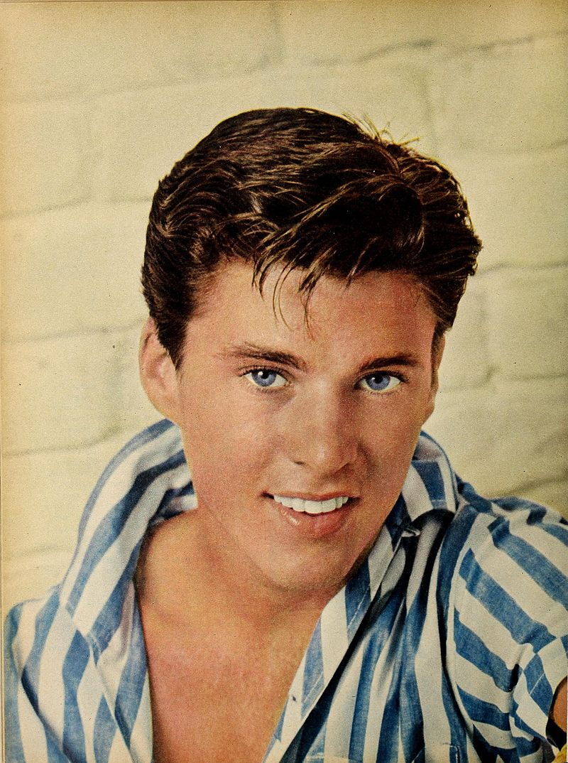 Photo accompagnant un article sur Ricky Nelson | Photo : Wikimedia.