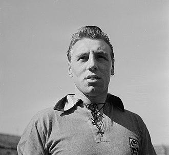 Henri Coppens - Coppens in 1953