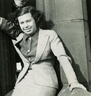 Rita Harradence - Rita Harradence at the University of Sydney