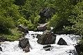 River near 2000 road در مسیر جاده 2000نزدیک عسل محله رودخانه خروشان - panoramio.jpg
