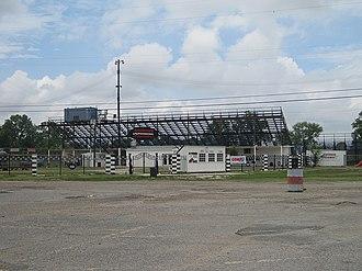 Riverside International Speedway (West Memphis, Arkansas) - Image: Riverside Intl Speedway West Memphis AR 023