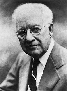 Robert E. Park American sociologist