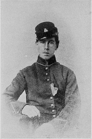 Robert G. Carter - Robert G. Carter, in the Civil War