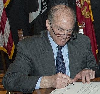 Robert L. Barchi - Barchi in 2014