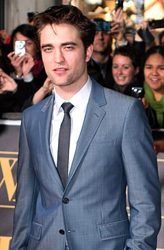 Robert Pattinson May 2011