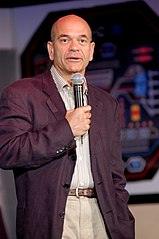 Robert Picardo na konwencie science fiction