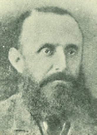 Mayor of Napier, New Zealand - Image: Robert Stuart