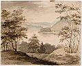 Robert Wilhelm Ekman - Landscape with Winding River - A I 457-163 - Finnish National Gallery.jpg