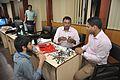 Robot Building Session - Workshop for Organising World Robot Olympiad - NCSM - Kolkata 2016-06-16 4628.JPG