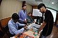 Robot Building Session - Workshop on Organising Indian and World Robot Olympiad - NCSM - Kolkata 2016-03-08 2324.JPG