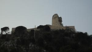 Terra Sancti Benedicti - Image: Rocca Janula, Cassino