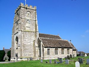 Rode, Somerset - Church of St Lawrence, Rode
