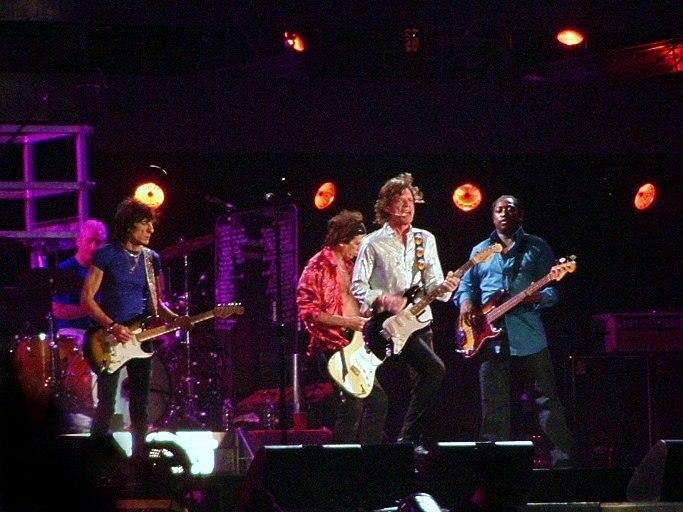 Rolling stones - 11 luglio 2006 - san siro