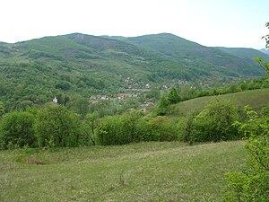 Stremț - Geoagiu de Sus village