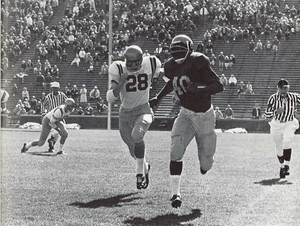 Ron Johnson (running back) - Image: Ron Johnson vs. Navy 1967
