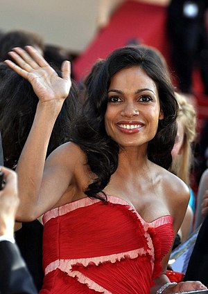 Rosario Dawson - Dawson at the 2011 Cannes Film Festival