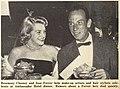 Rosemary Clooney and José Ferrer, 1953.jpg