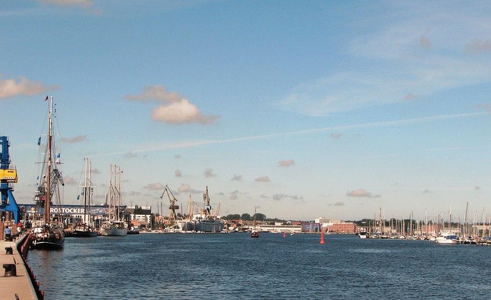 Rostock Stadthafen 1