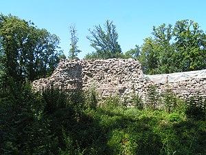 Meinier - Ruins of Rouelbeau Castle