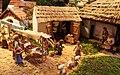 Rouhův betlém, 16 dvorek a husopaska.jpg