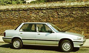 Rover 200 / 25 - Rover 213 side profile