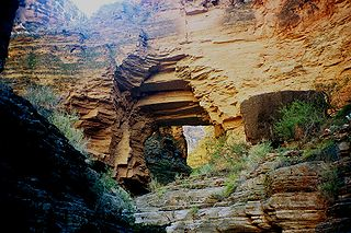 Royal Arch Route