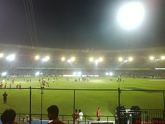 M. Chinnaswamy Stadium - Image: Royal challengers bangalore