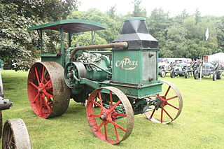 Advance-Rumely