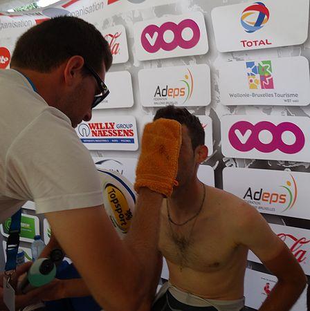 Rumillies (Tournai) - Tour de Wallonie, étape 1, 26 juillet 2014, arrivée (B23).JPG