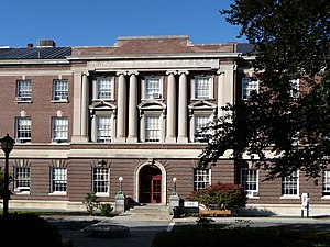 Rensselaer Polytechnic Institute - Russell Sage Laboratory