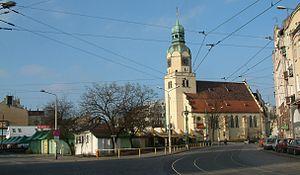 Wilda, Poznań - Rynek Wildecki