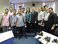 Sãnnchyllys oliveira com os membro da AblogPE na reunião da CCJ da ALEPE.jpg