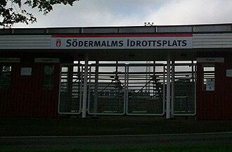 Skövde AIK - Södermalms IP