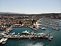 Sığacık Castle, Harbour and Teos Marina 01.jpg