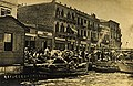 S.L.Cassar, Refugees from Smyrna, 1922.jpg
