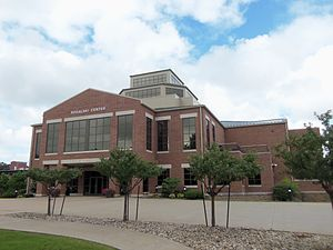 St. Ambrose University - Rogalski Center