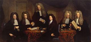 Regents of the Oudezijds Almshouse, 1705