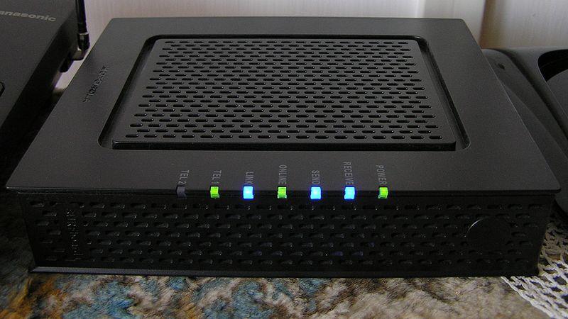 Modem - Box - Internet - Connexion - SchoolMouv - Géographie - CM2