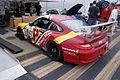 SCCA Porsche 911 GT3 Charles Morgan LSideRear SPGP 28March2010 (14513098987).jpg