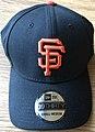 SF Giants Baseball Hat 5 2019-05-06 (cropped).jpg