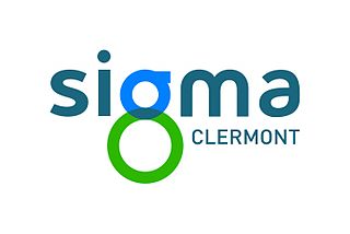 SIGMA Clermont engineering school in France