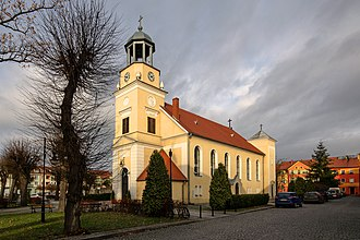 Brzeg Dolny - Church of Our Lady of the Scapular