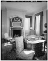 SOUTHEAST DRAWING ROOM, LOOKING EAST - Westover, State Route 633, Westover, Charles City, VA HABS VA,19-WEST,1-28.tif
